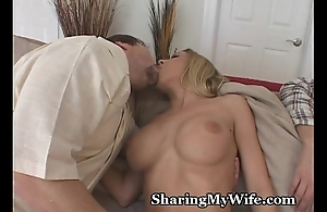 Swinger Mollycoddle Offered By Hubby