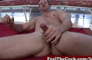 Monster Coloured GAY cock going to bed straight guys video-13