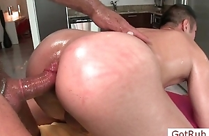 Very deep anal penetration at the end of one's tether gotrub