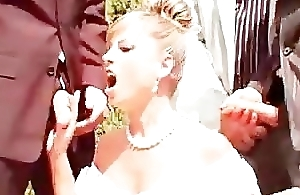 You may hale gangbang the bride
