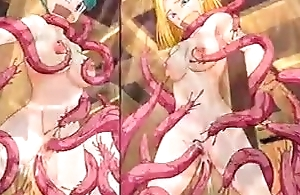 Hentai Tentacles SlideShow