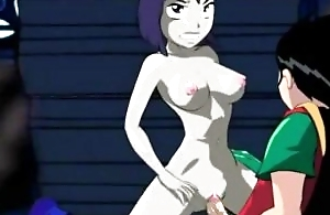 Teen Titans porn video