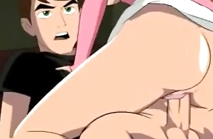 Ben 10 Sex video - Ben fucking Julie