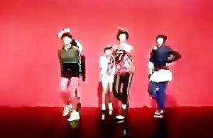 T-ara Bo Chirr Bo Chirr Dance Condensation