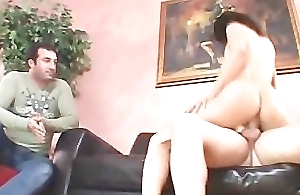 Sexy bouncy ass spanked dimension this babe took a hard cock