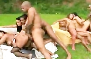 BrazilIan Orgy From Filthfreaks