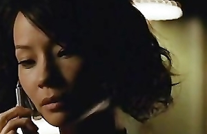 Lucy Liu in Rise B. Hunter