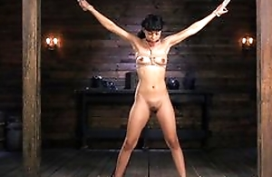Filial ebony with unassuming tits let old hand do what ever he wants