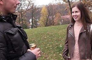 Russian starlet helter-skelter natural tits sucks chunky racy blarney