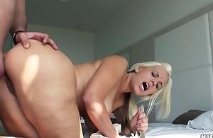 Lustful festival MILF gets an intense anal pounding