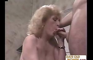 Old Pornstar Loves Younger Guys