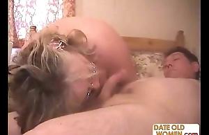 XXXL Old Granny