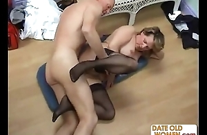 Older Nice Doll Fucked Good