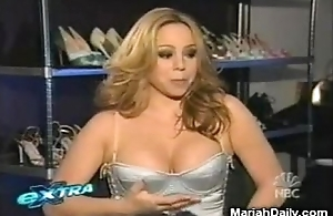 Mariah Carey'_s snapshot shoot for Prayer