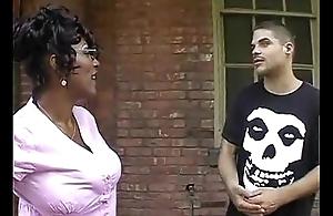 Ebony African MILF