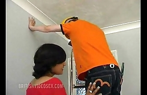 Indian Cosset Malvina Layton Fucking Handyman