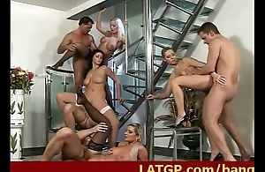 Group sex party 6