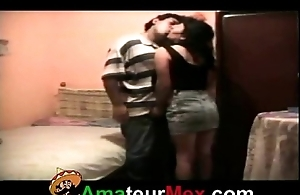 Mexican Hot Couple