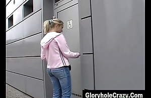 Glory hole unalloyed public amateur