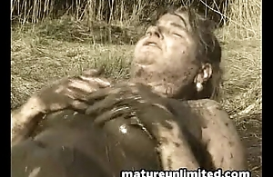 Dirty open-air fuck