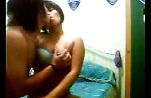 Naughty thai students