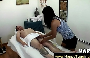 Oriental masseuse knows how to get my money